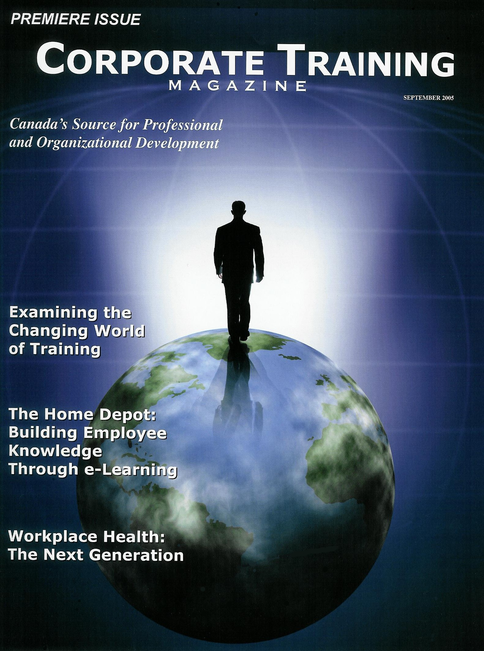 Corporate Training Mag Cover